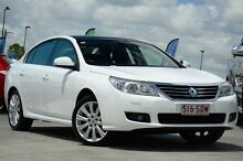 2012 Renault Latitude X43 MY12 Luxe White 6 Speed Sports Automatic Sedan Kedron Brisbane North East Preview
