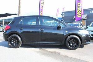 2007 Toyota Corolla Black Manual Hatchback North Gosford Gosford Area Preview