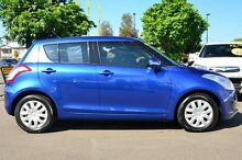 2011 Suzuki Swift FZ GA Blue 5 Speed Manual Hatchback Moorooka Brisbane South West Preview