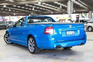 2014 Holden Ute SS UTE VF MY14 Blue Manual Utility