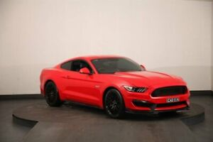 2015 Ford Mustang FM Fastback GT 5.0 V8 Red 6 Speed Automatic Coupe
