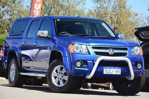 2010 Holden Colorado RC MY11 LT-R Crew Cab Blue 5 Speed Manual Utility Mindarie Wanneroo Area Preview