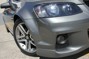 2012 Holden Commodore VE II MY12 SV6 Alto Grey 6 Speed Automatic Sedan Wolli Creek Rockdale Area Preview