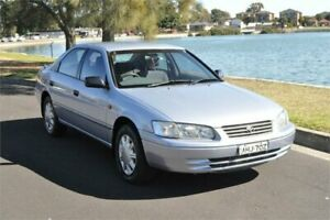 1999 Toyota Camry MCV20R CSi Silver 4 Speed Automatic Sedan Five Dock Canada Bay Area Preview