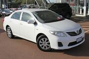 2013 Toyota Corolla ZRE152R Ascent 4 Speed Automatic Sedan Myaree Melville Area Preview