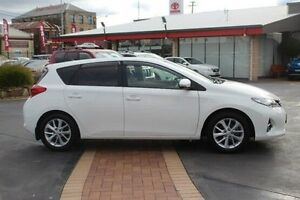 2013 Toyota Corolla ZRE182R Ascent Sport White 7 Speed CVT Auto Sequential Hatchback South Maitland Maitland Area Preview
