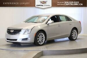 2017 Cadillac XTS Luxury AWD*Sunroof-Remote Start-Heated Seats &