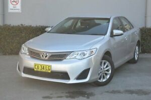 2014 Toyota Camry ASV50R Altise Silver 6 Speed Sports Automatic Sedan Maitland Maitland Area Preview
