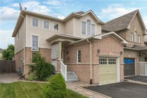 WELCOME HOME! BEAUTIFUL 3 BR IN BOWMANVILLE FOR SALE!