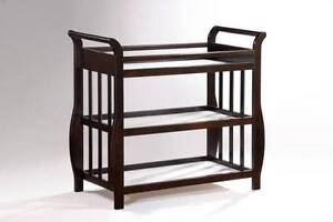 Brand New 3 Level Baby Wooden Change Table Changing table Auburn Auburn Area Preview