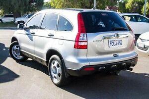 2007 Honda CR-V 2005 Upgrade (4x4) Silver 5 Speed Automatic Wagon Glendalough Stirling Area Preview