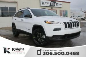 2018 Jeep Cherokee Sport Altitude 4x4 V6 | Heated Seats and Stee