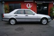 1996 Mercedes-Benz C200 W202 Classic Silver 4 Speed Automatic Sedan Blair Athol Port Adelaide Area Preview