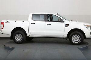 2012 Ford Ranger PX XL 2.2 HI-Rider (4x2) White 6 Speed Automatic Crewcab Smithfield Parramatta Area Preview