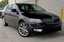 2015 Skoda Octavia NE MY16 Black 7 Speed Sports Automatic Dual Clutch Wagon North Melbourne Melbourne City Preview