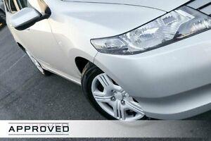 2010 Honda City GM MY11 VTi Silver 5 Speed Automatic Sedan Brookvale Manly Area Preview