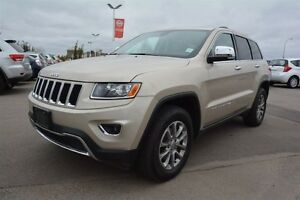2015 Jeep Grand Cherokee LIMITED NAV LEATHER $254 bw