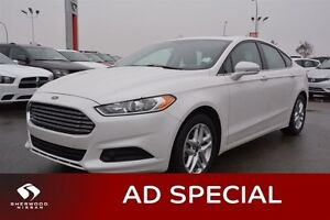 2014 Ford Fusion SE AUTO Accident Free,  Sunroof,  Bluetooth,  A