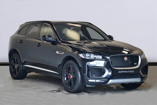 2016 jaguar f pace diesel estate in aberdeen gumtree. Black Bedroom Furniture Sets. Home Design Ideas