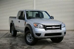 2011 Ford Ranger PK XL Super Cab Hi-Rider Silver 5 Speed Manual Utility Seaford Frankston Area Preview