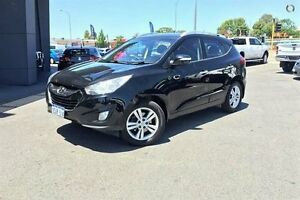 2012 Hyundai ix35 LM MY11 Elite (AWD) Black 6 Speed Automatic Wagon Beckenham Gosnells Area Preview