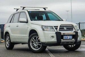 2012 Suzuki Grand Vitara JT Sports (4x4) White 4 Speed Automatic Wagon Wangara Wanneroo Area Preview
