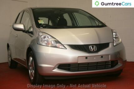 2009 Honda Jazz GE MY09 VTi Silver 5 Speed Automatic Hatchback Myaree Melville Area Preview