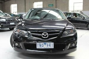 2006 Mazda 6 GG1032 Luxury Black Sports Automatic Sedan Knoxfield Knox Area Preview