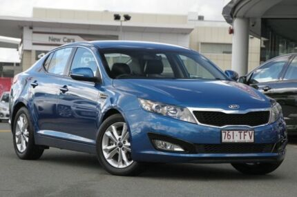 2013 Kia Optima TF MY13 SLi Blue 6 Speed Sports Automatic Sedan