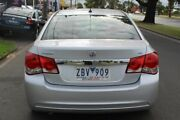 2012 Holden Cruze JH Series II MY12 CD Silver 6 Speed Sports Automatic Sedan Tottenham Maribyrnong Area Preview