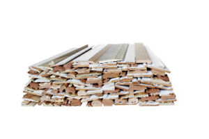MDF BASEBOARD, CASING, MOLDINGS & TRIM SOLID WOOD AVAILABLE TOO!