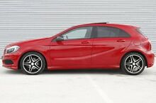 2015 Mercedes-Benz A200 CDI 176 MY15 BE Red 7 Speed Sports Automatic Dual Clutch Hatchback Ringwood East Maroondah Area Preview