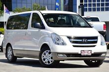 2014 Hyundai iMAX TQ-W MY15 White 5 Speed Automatic Wagon Southport Gold Coast City Preview