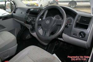 2010 Volkswagen Transporter UTILITY Crew Cab 6 Speed Manual Utility Carrum Downs Frankston Area Preview