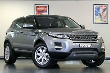 2013 Land Rover Range Rover Evoque L538 MY13 SD4 CommandShift Pure Grey 6 Speed Sports Automatic Wag North Willoughby Willoughby Area Preview