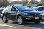 2009 Mazda CX-7 ER1031 MY07 Luxury Black 6 Speed Sports Automatic Wagon Ringwood East Maroondah Area Preview