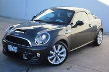2012 Mini Coupe R58 Cooper S Grey 6 Speed Manual Coupe Berwick Casey Area Preview