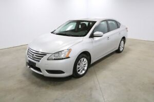2015 Nissan Sentra SV Accident Free,  Heated Seats,  Back-up Cam