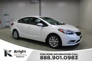 2016 Kia Forte LX Heated Seats Bluetooth Keyless Entry Satellite