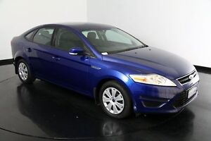 2014 Ford Mondeo MC LX PwrShift TDCi Ink Blue 6 Speed Sports Automatic Dual Clutch Hatchback Victoria Park Victoria Park Area Preview