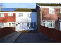 3 bed house for immediate rent