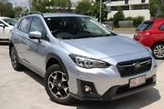2017 Subaru XV G5X MY18 2.0i-L Lineartronic AWD Silver 7 Speed Constant Variable Wagon Mount Gravatt Brisbane South East Preview