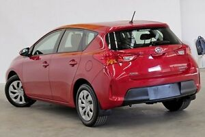 2013 Toyota Corolla ZRE182R Ascent S-CVT Red 7 Speed Constant Variable Hatchback Seven Hills Blacktown Area Preview