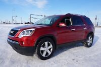 2012 GMC Acadia AWD SLT LEATHER On Special - Was $28995 Only $20