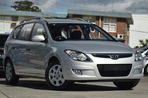 2012 Hyundai i30 FD MY12 CW SX 2.0 Silver 4 Speed Automatic Wagon Waitara Hornsby Area Preview