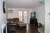 Beautiful and spacious 4.5 Condo in laval with several upgrades!
