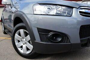 2013 Holden Captiva CG MY13 7 SX (FWD) Blue 6 Speed Automatic Wagon Homebush Strathfield Area Preview