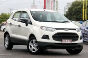 2016 Ford Ecosport BK Ambiente PwrShift White 6 Speed Sports Automatic Dual Clutch Wagon Moorooka Brisbane South West Preview