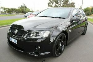 2008 Holden Commodore VE MY09 SS Sportwagon Black 6 Speed Sports Automatic Wagon West Footscray Maribyrnong Area Preview