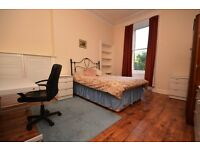 STUDENTS 17/18: Large 2 bedroom flat with TV & WiFi available August – NO FEES
